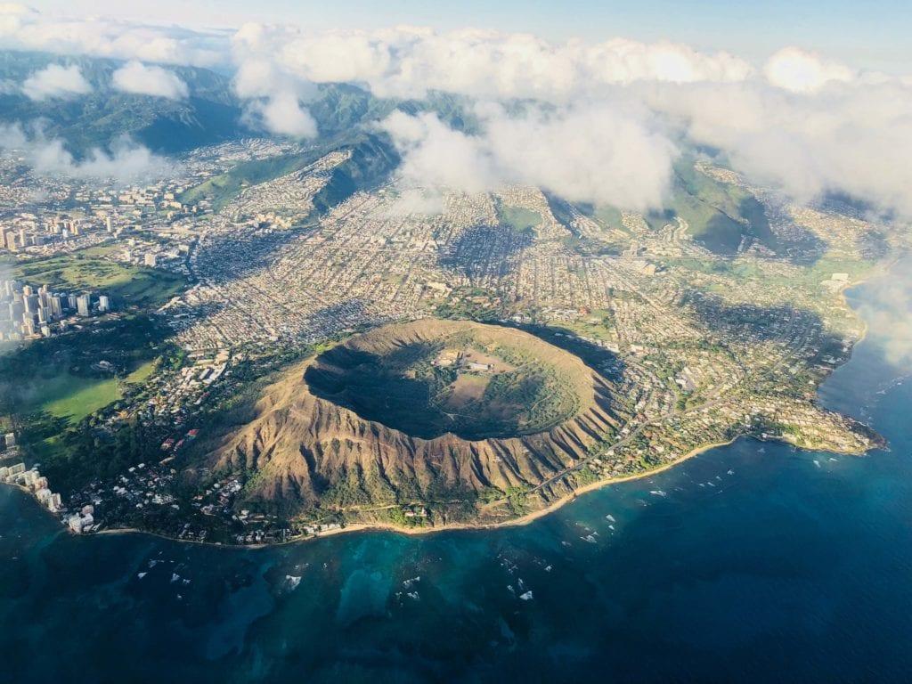 diamond head hawaii - voyage d exception luxe