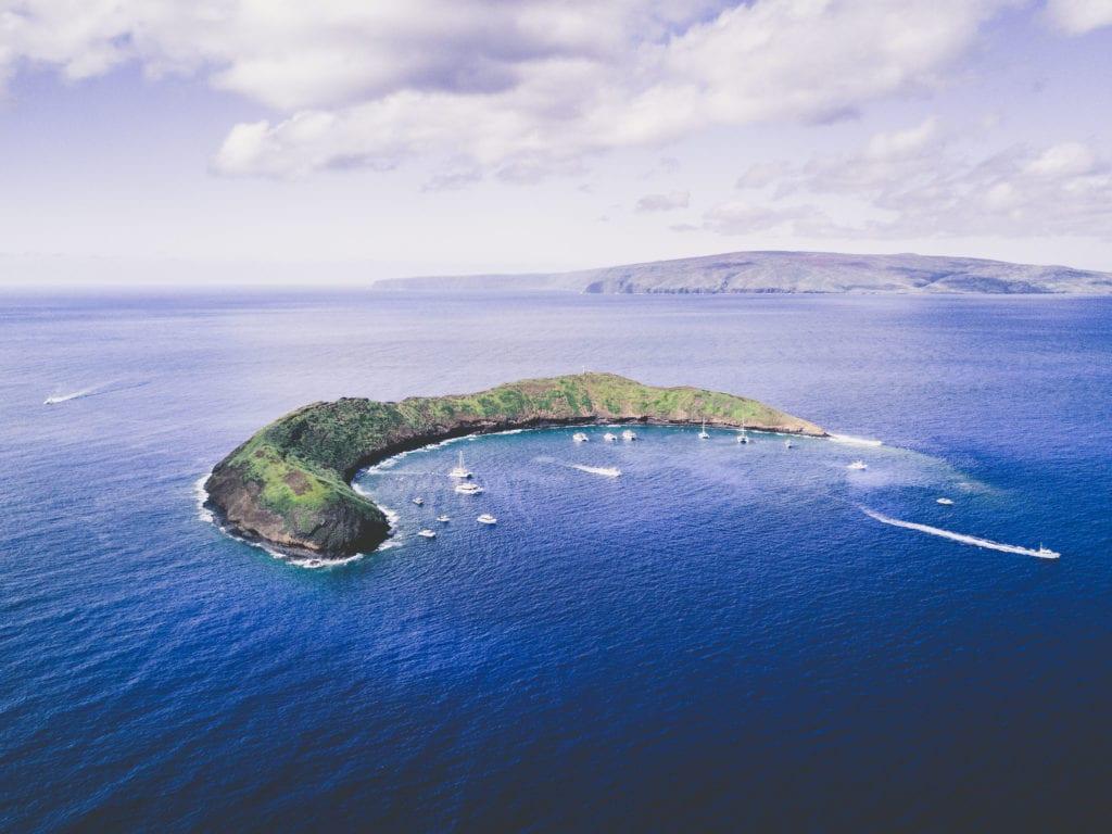molokini hawaii - circuit sur mesure