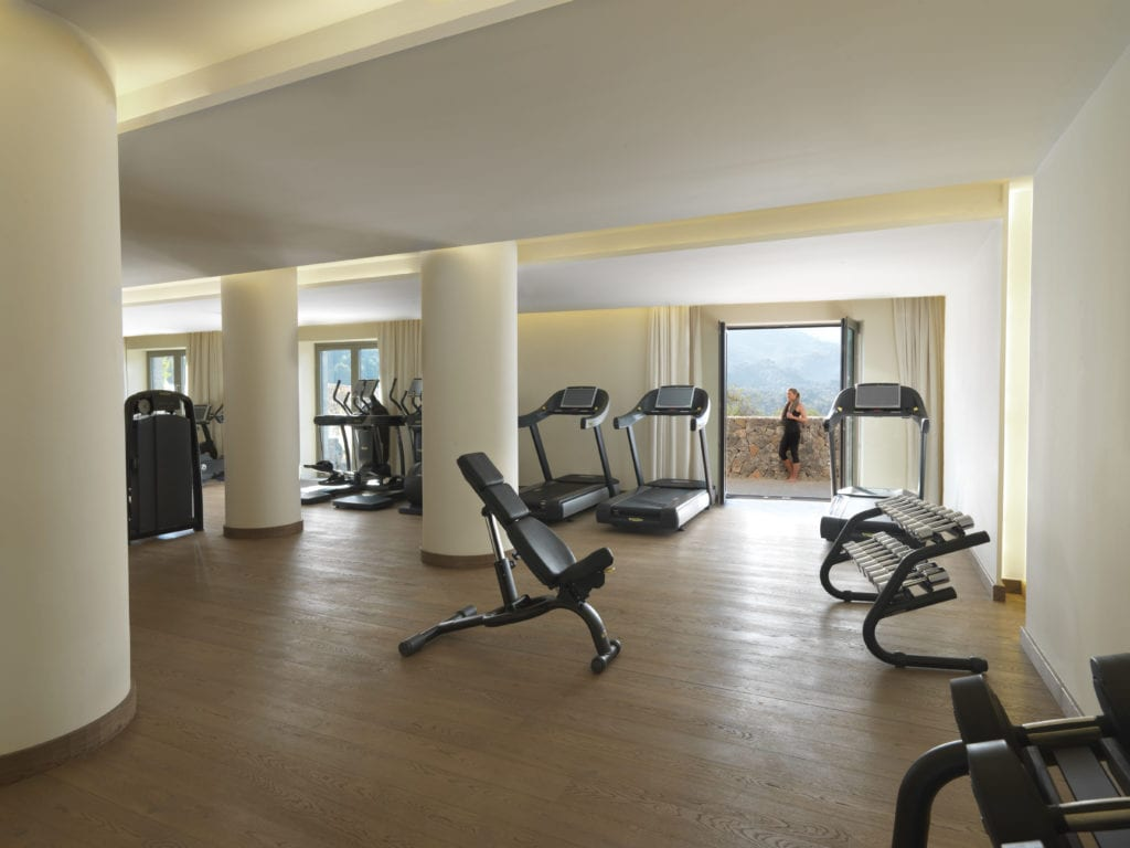 Jumeirah Port Soller Hotel & Spa -Gym-interior