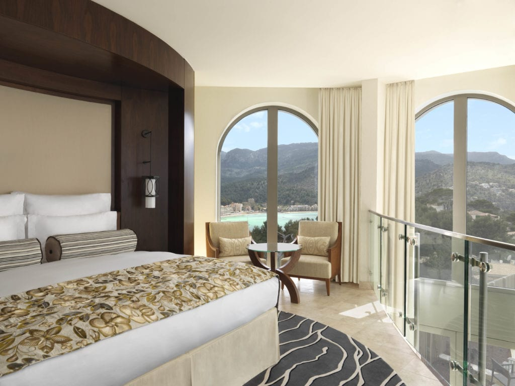 Jumeirah Port Soller Hotel and Spa - Lighthouse Suite Bedroom
