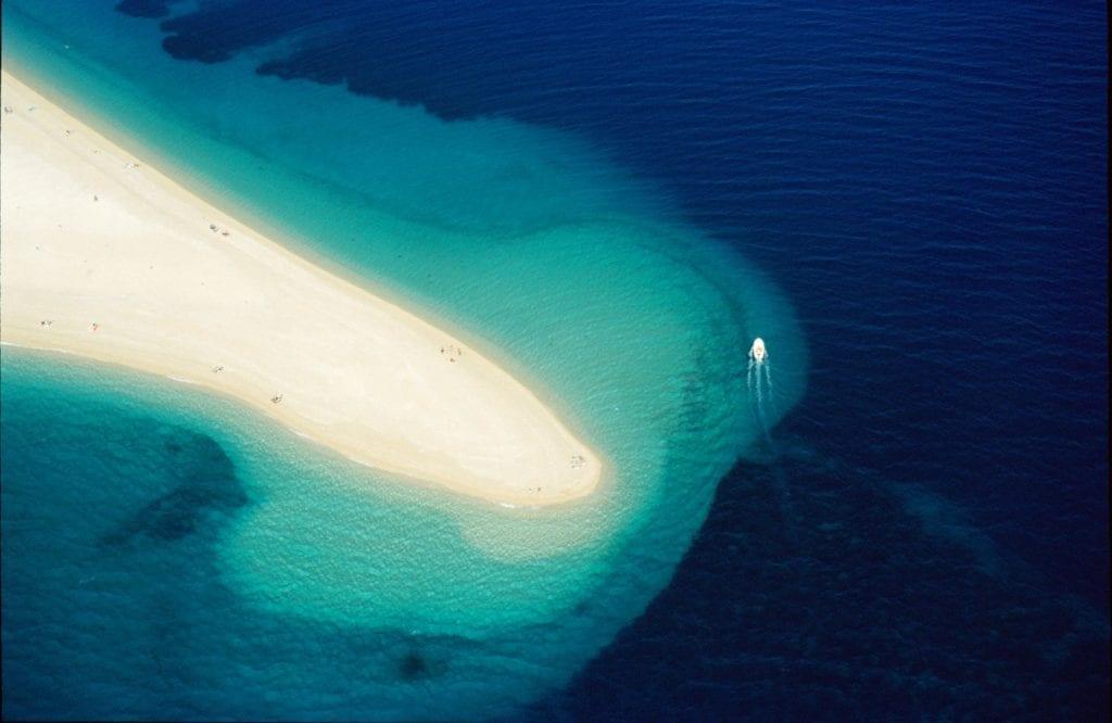plage croatie