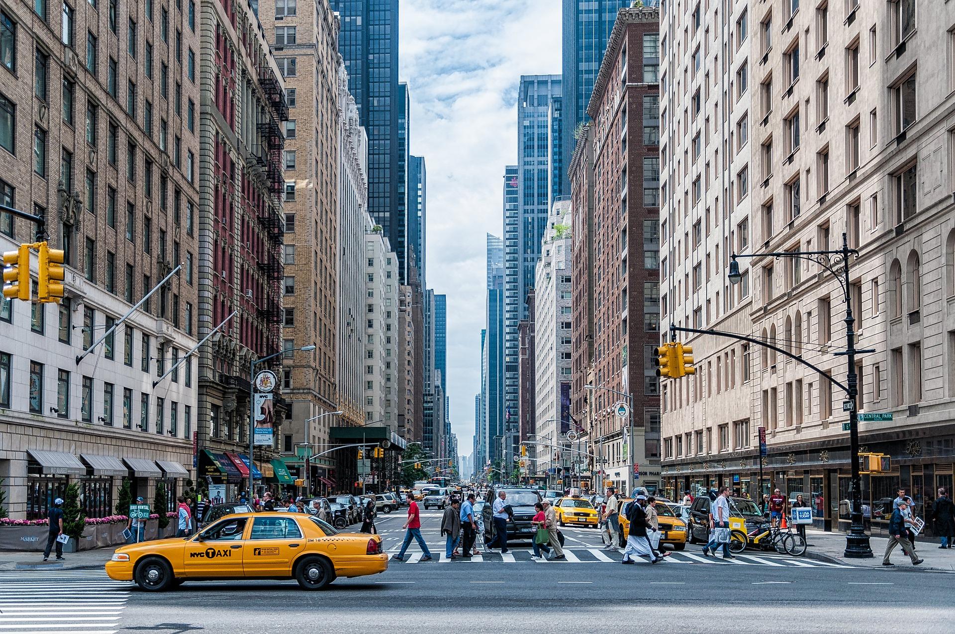 Hôtel de luxe à new York pour un voyage de luxe