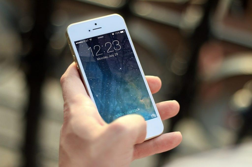 iPhone voyage sur mesure