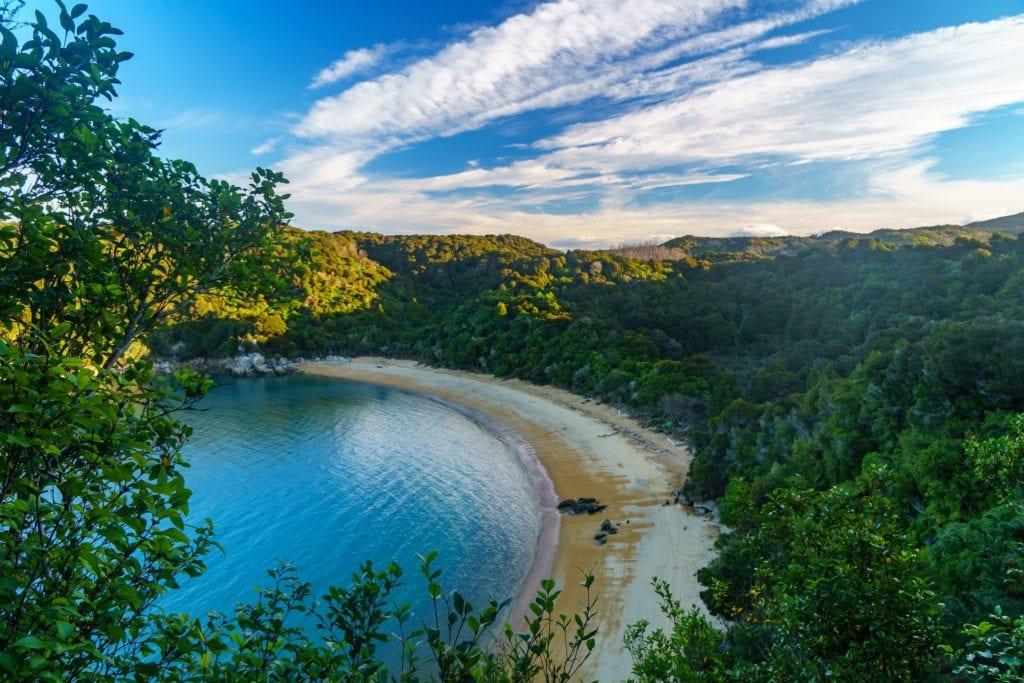 parc de Abel Tasman voyage tout compris
