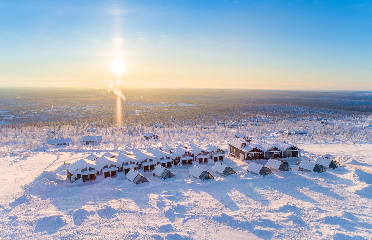 hotel laponie - voyage de luxe sur mesure Finlande