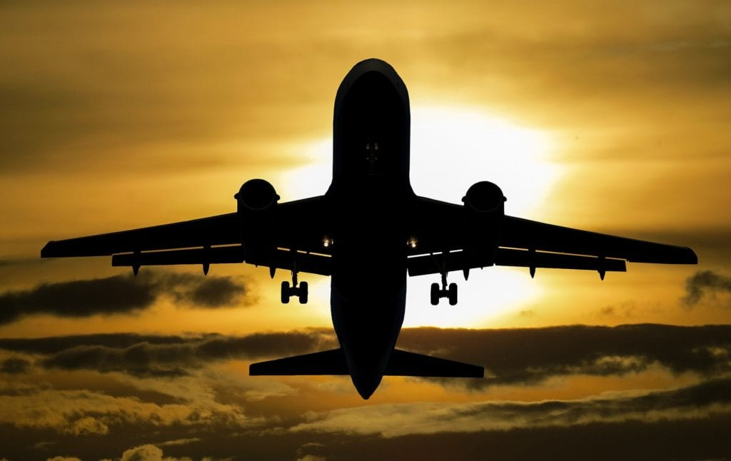 airplane voyage sur mesure