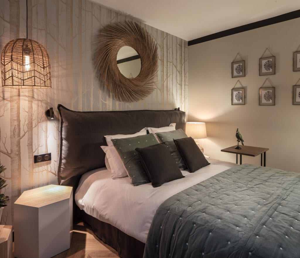 Chambre D Hotel Deco stay at maisons du monde | personalised holidays