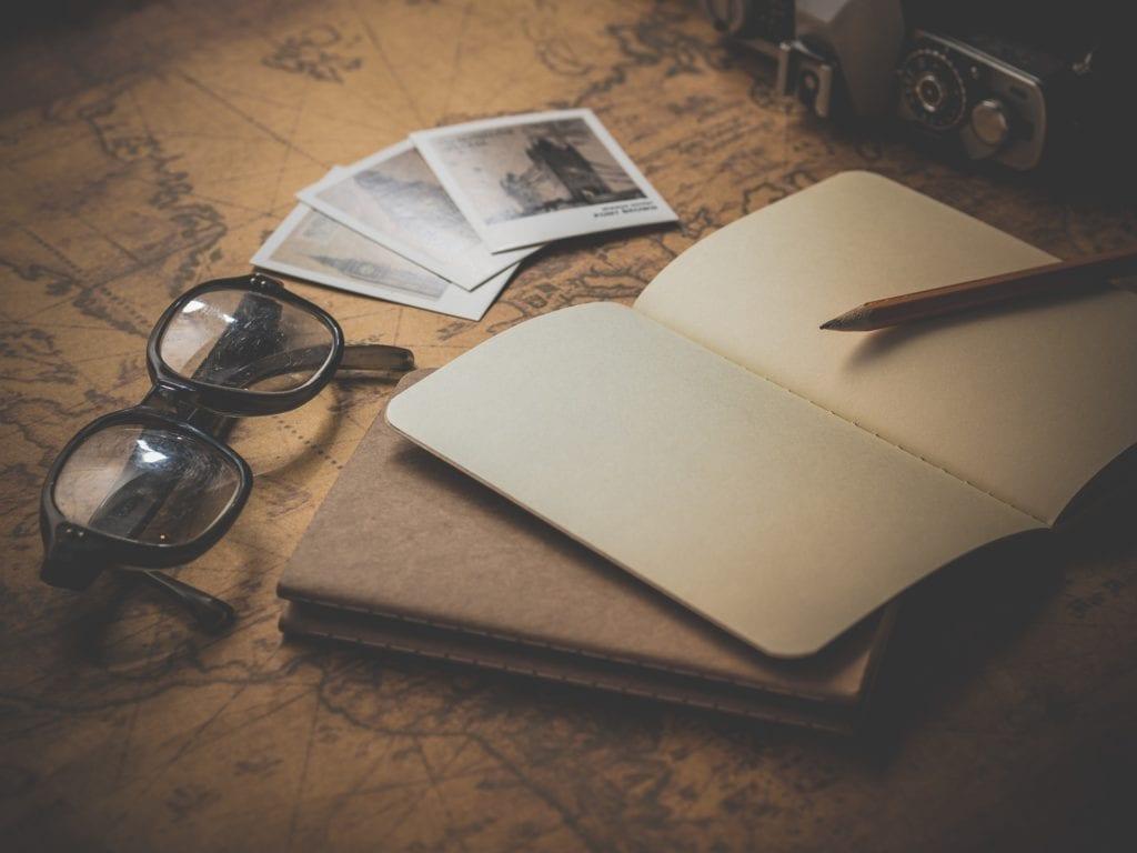 road book notes voyage sur mesure