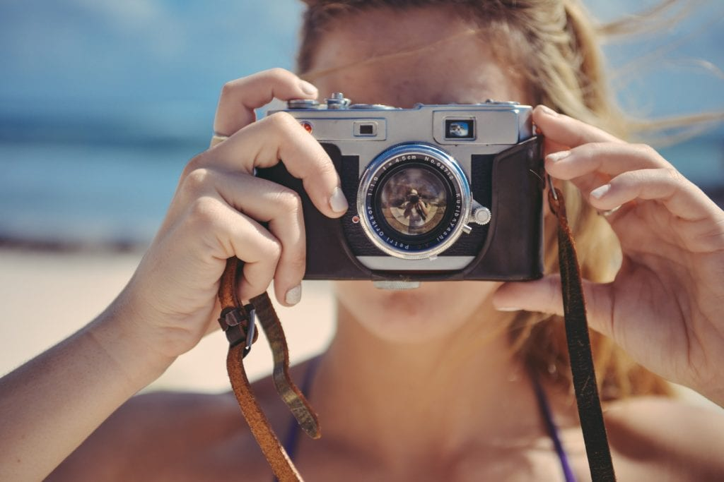 take picture in holidays voyage sur mesure