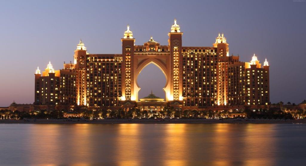 Atlantis the palm, Dubaï  voyage sur mesure