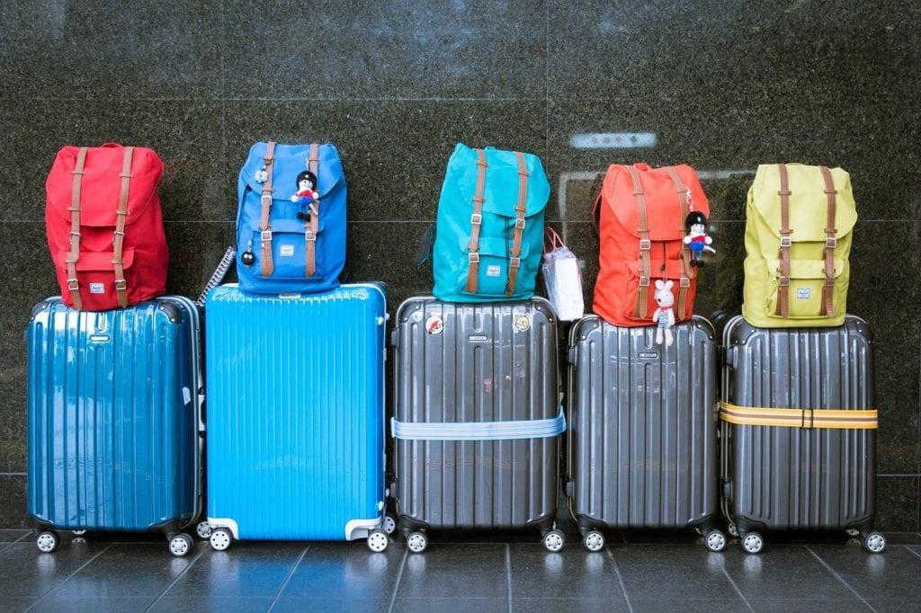 valise de vacances, famille voyage sur mesure