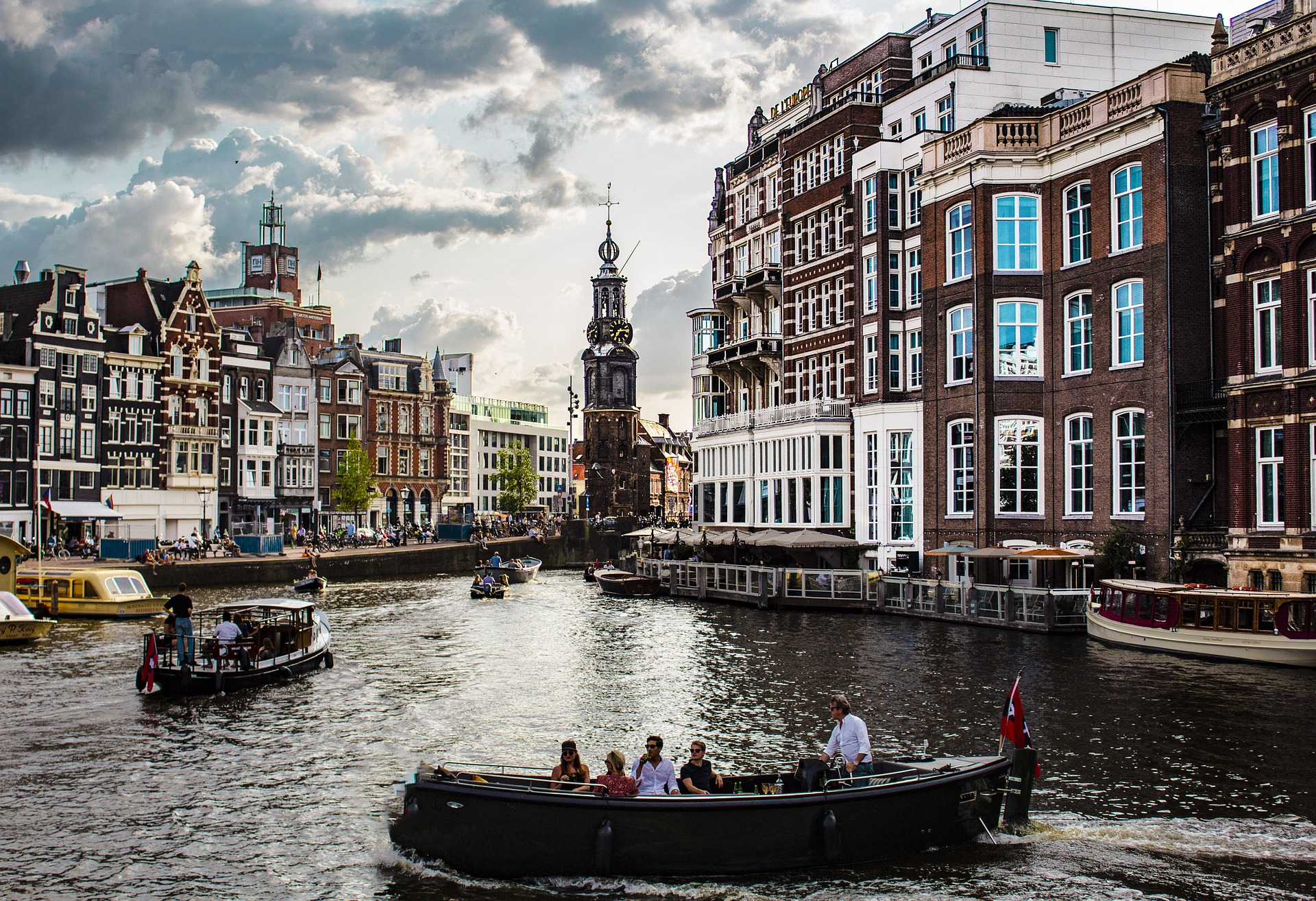 vacances Amsterdam, vacances