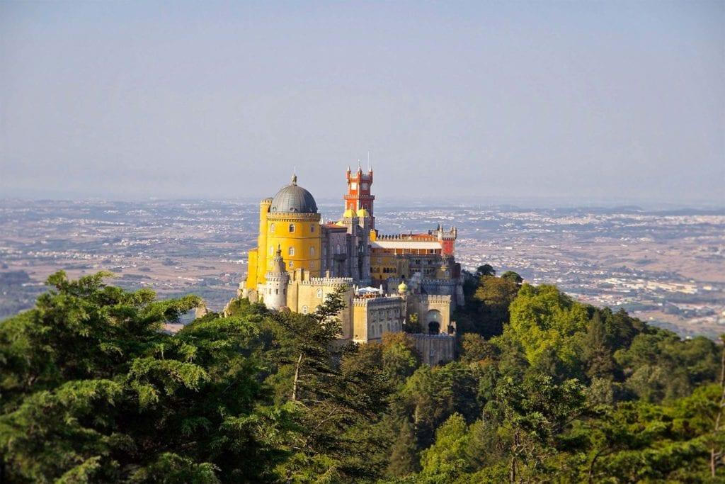 Sintra Portugal voyage tout compris