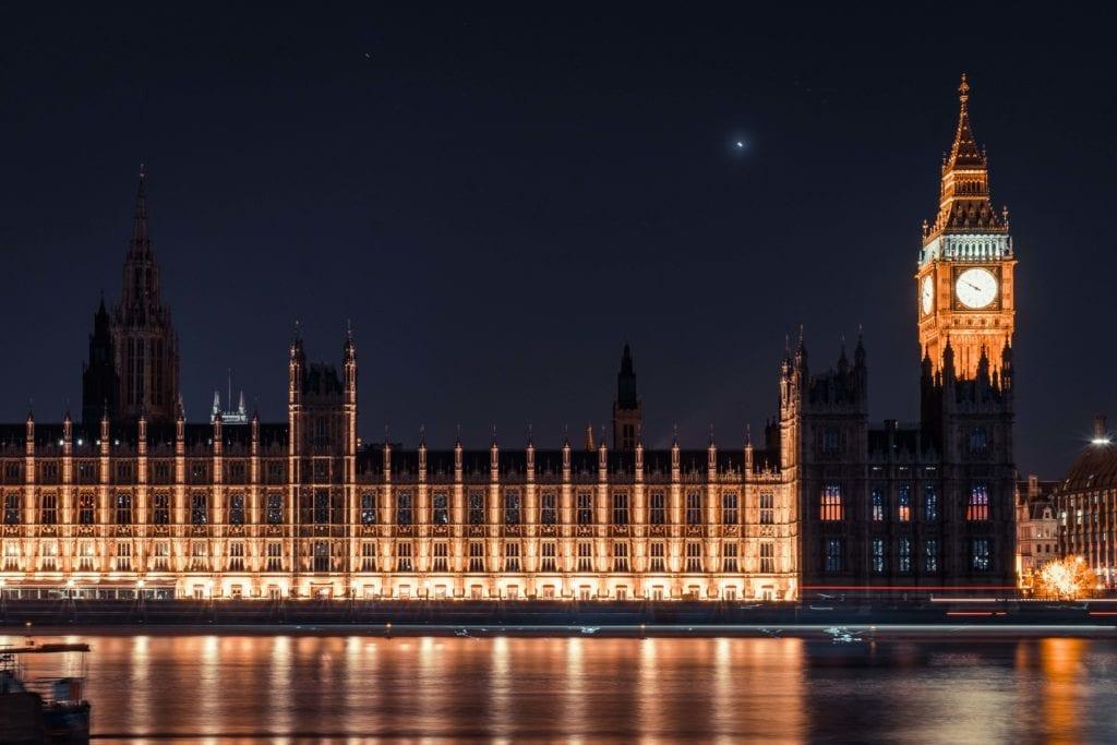 Londres voyage tout compris