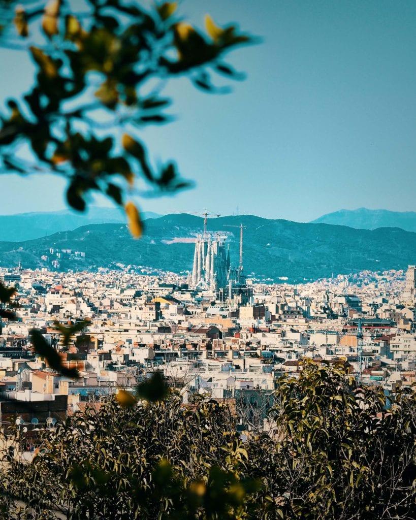 sagrada familia Espagne  voyage tout compris