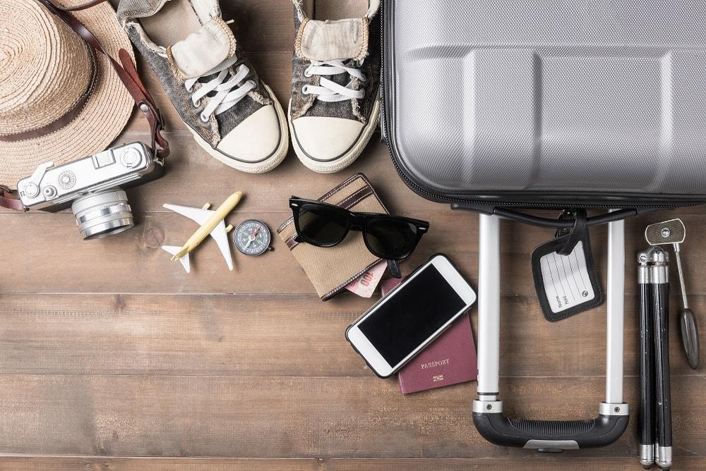 Les accessoires de voyage sur mesure