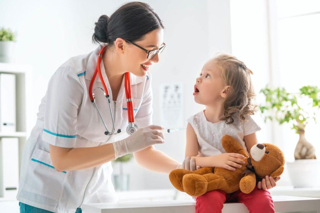 vaccin enfant - circuit sur mesure avec enfant