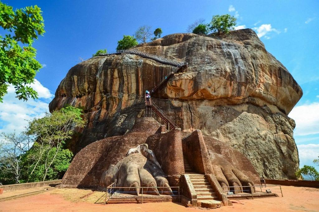 Sigiriya - voyage sur mesure