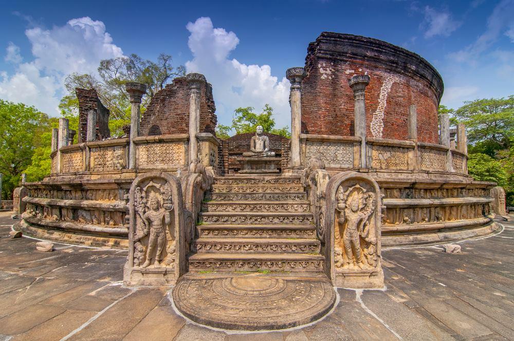 Polonnaruwa Circuit a la carte