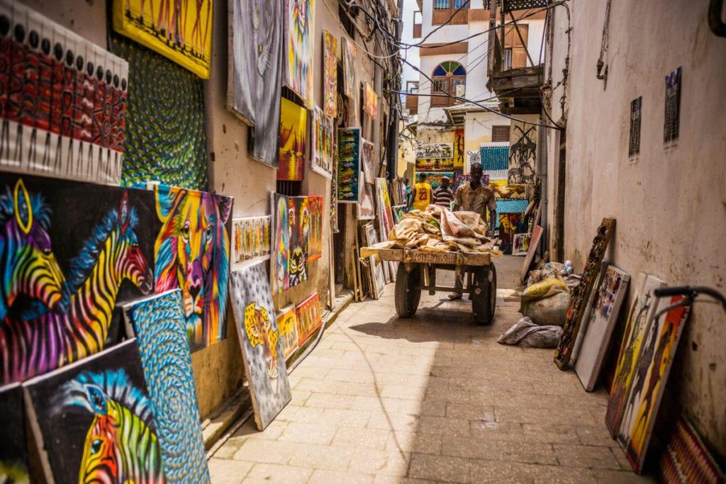 stown town - que faire à Zanzibar