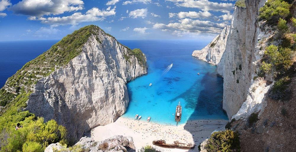 îles grecques - Porto Zante - voyage Zakynthos