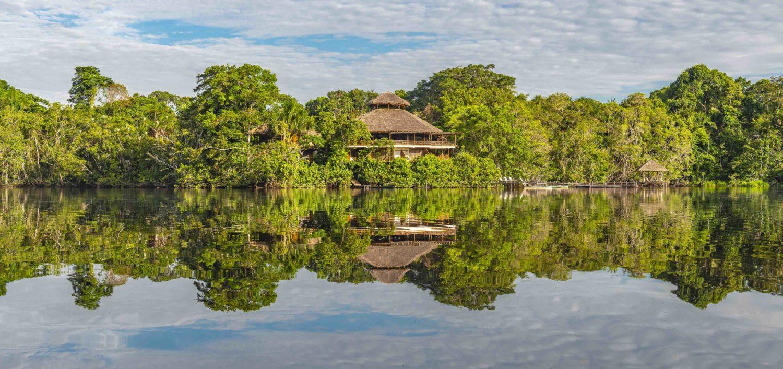 Les plus beaux lodges en Amérique du Sud