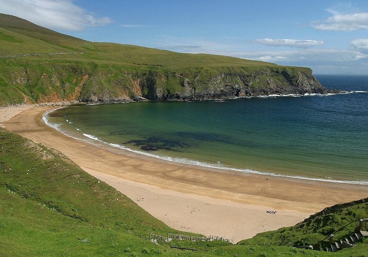 plage voyage sur mesure irlande