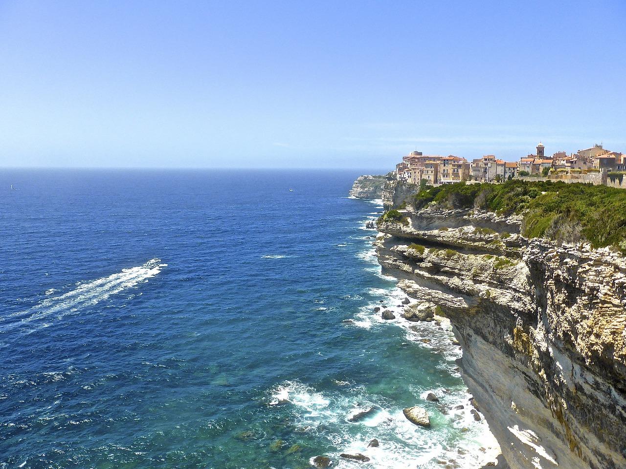 bonifacio voyage de luxe en Corse