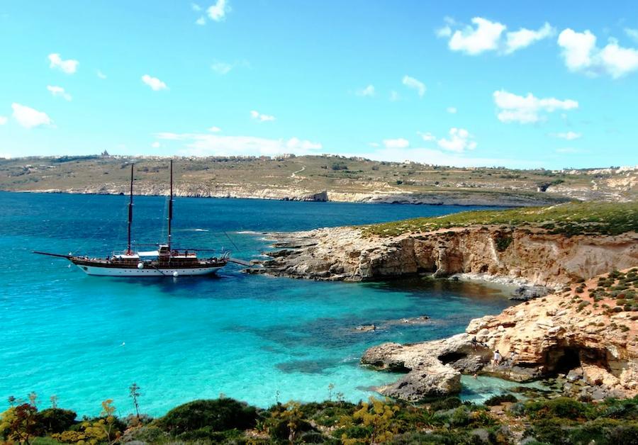 malta beach comino