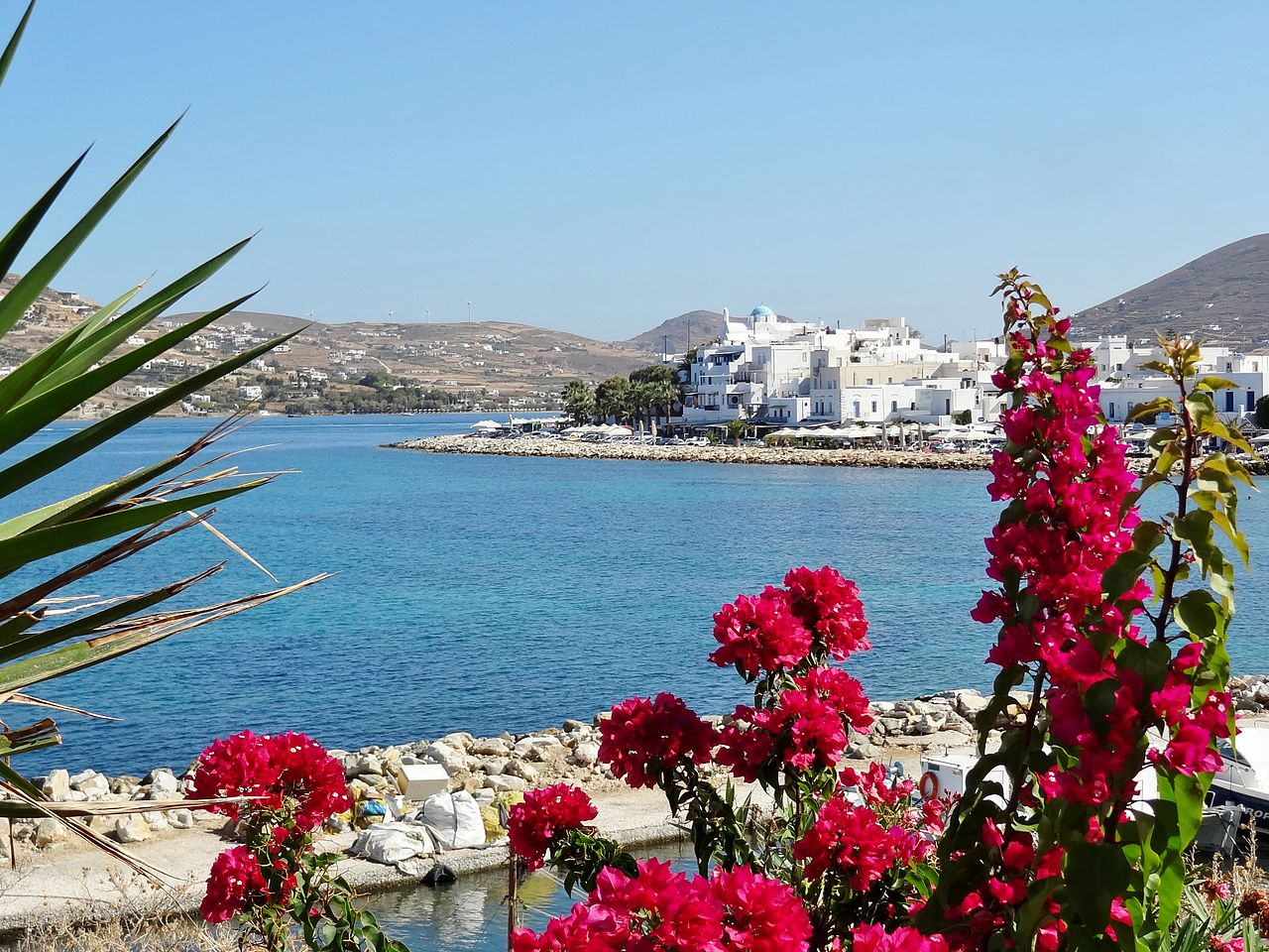 Parikia île de Paros