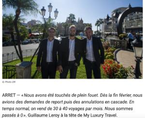 Article presse Monaco