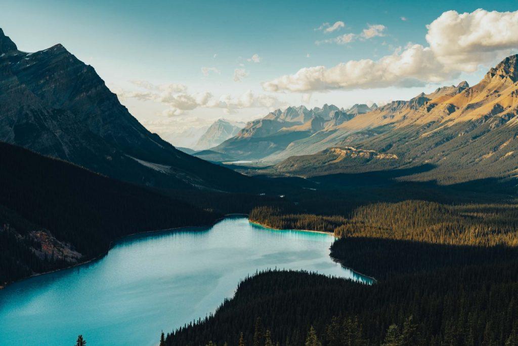 Voyage sur mesure Ouest Canadien