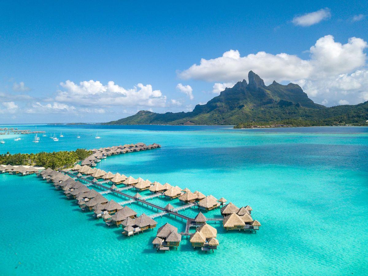 Voyage luxe Bora Bora Polynésie Française