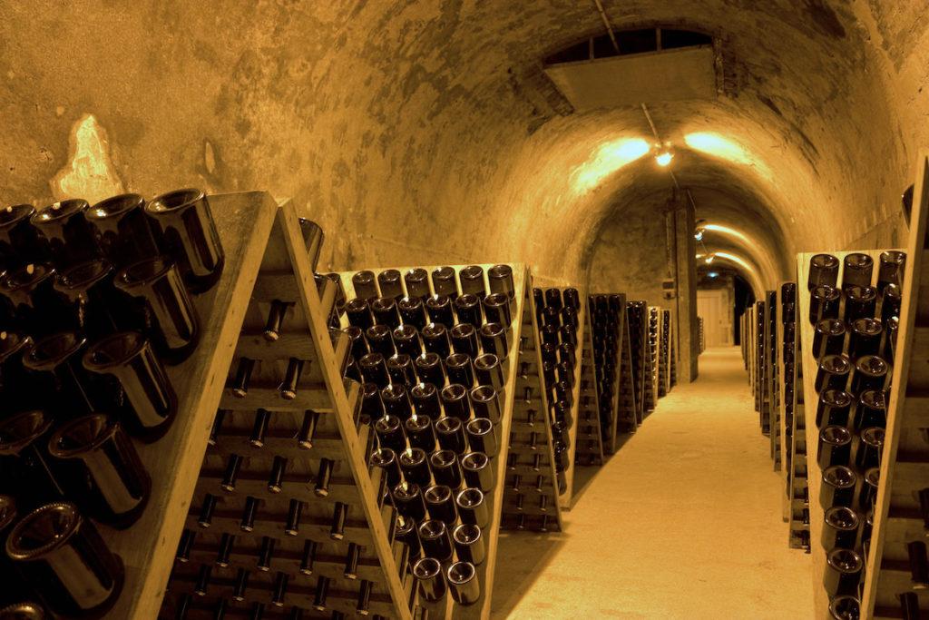 Visite cave viticole