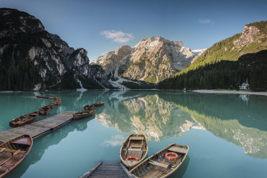 Visite lac di Braies Dolomites