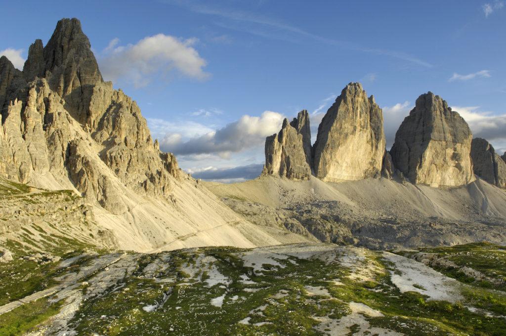 Découverte Tre Cime di Lavaredo Dolomites