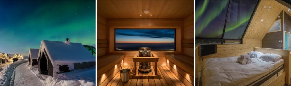 Escapade luxe hôtel Laponie Finlandaise