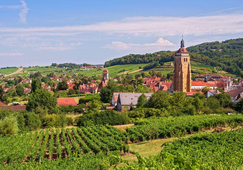 Escapade dans les vignobles Bourgogne