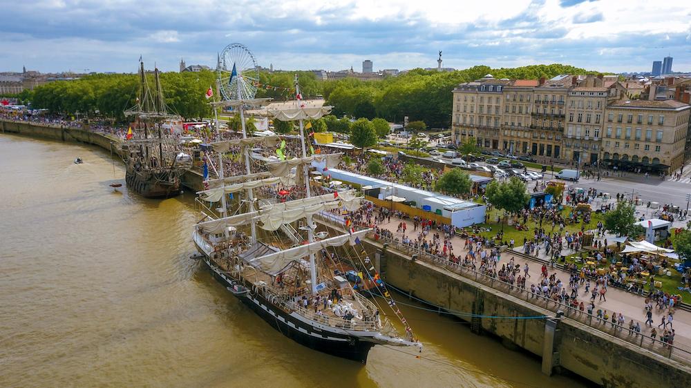 Festival oenotouristique Bordeaux