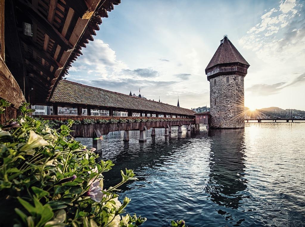 Séjour Lucerne centre historique