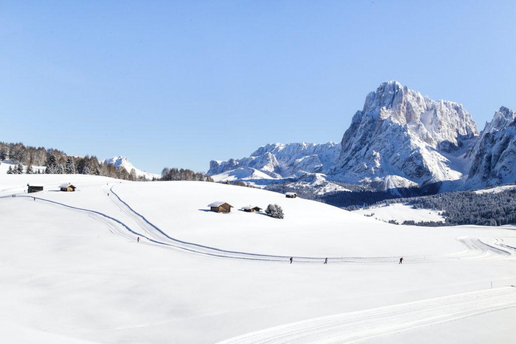Escapade Alpe di Siusi Dolomites