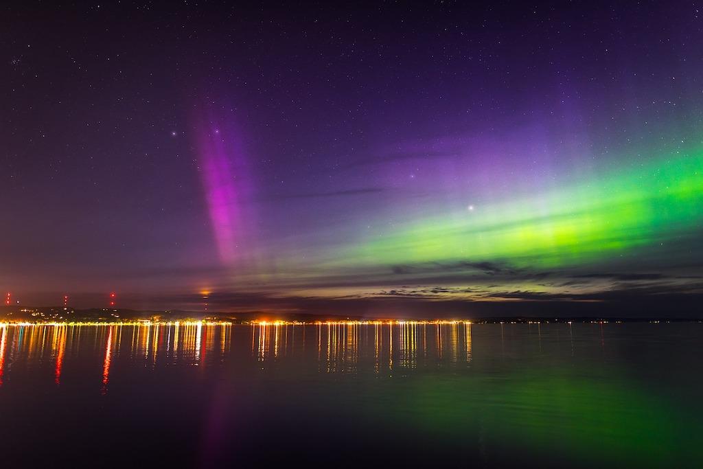Séjour Suède aurores boréales