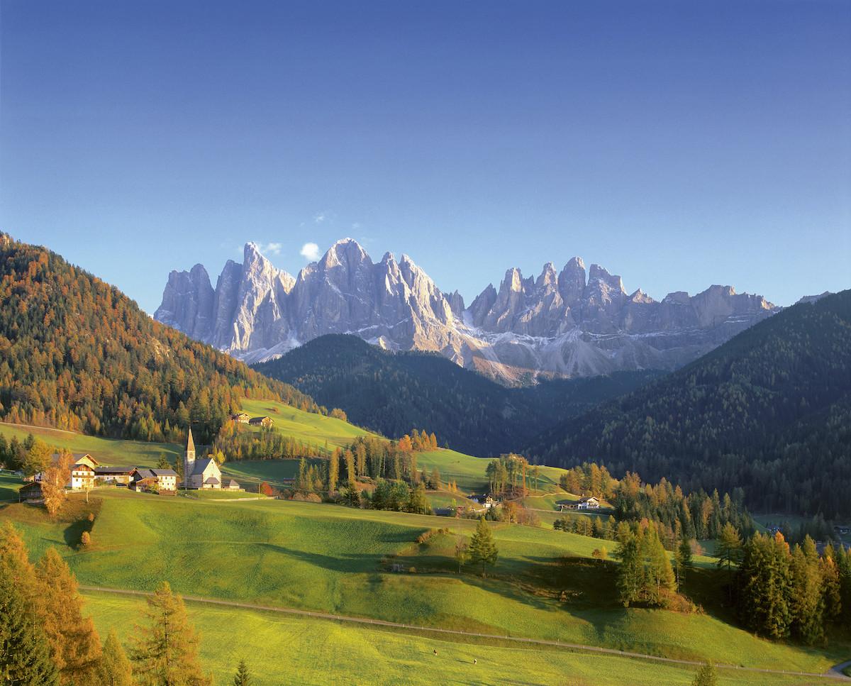 Séjour Tyrol du Sud - agence de voyage luxe Italy
