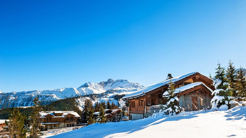 Vacances au ski courchevel - sejour luxe france