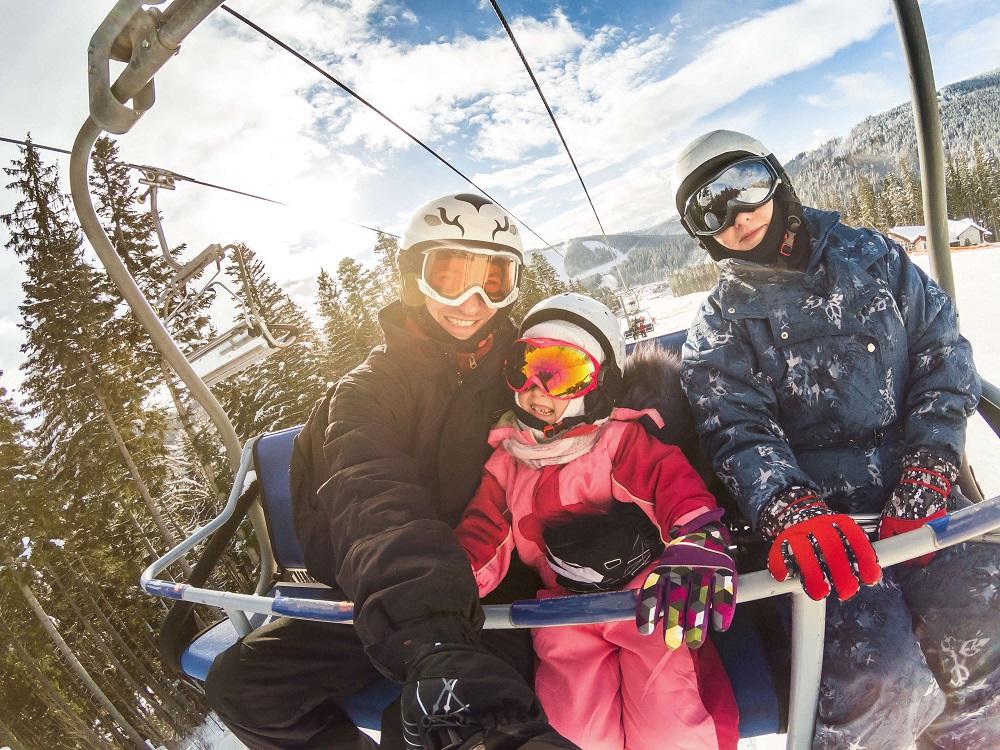 vacances ski en famille alpes