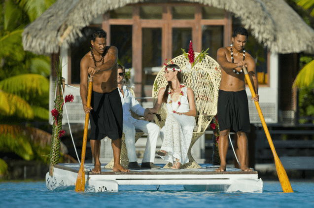 voyage de noces - polynesie francaise